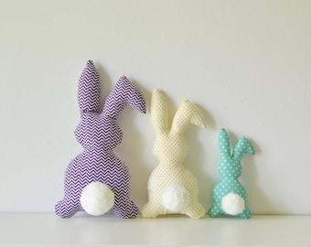 Cushions bunnies children's room decoration / baby