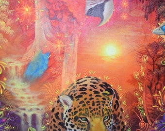 Pachamama paintings