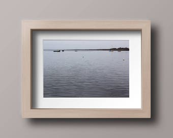 Irish Water Photography Print. Oversized Art Print.