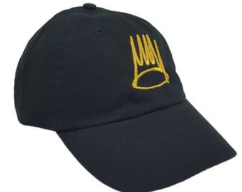 J cole Crown Hat