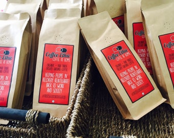 Coffee Ethic Chocolate Mocha flavoured ground coffee