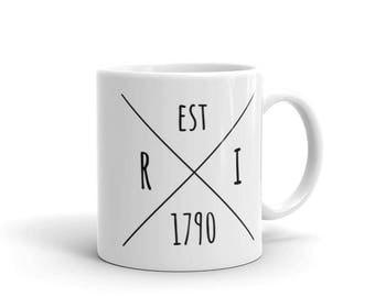 Rhode Island Statehood - Coffee Mug