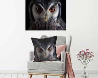Sofa Cushion - Gizmo The Owl