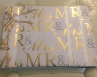 Wedding Photo Album/Guest Book