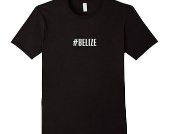 Hashtag Belize T-Shirt