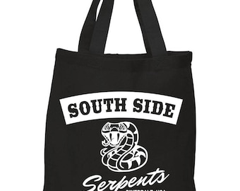 Riverdale / South Side Serpents Tote Bag