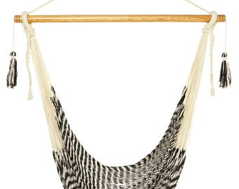 Valerie.co - Hand Weaved Mexican Swing Chair Hammock