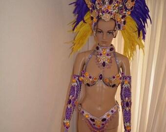 Couture Samba Costume