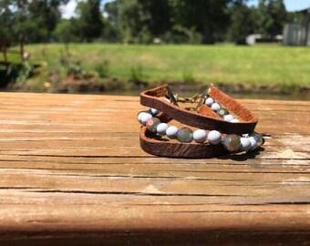 Beaded Row Bracelet