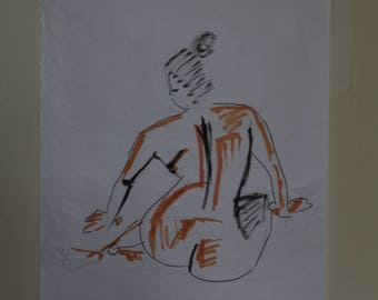 Life Drawing#2