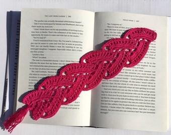 Hand made bookmark