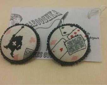 Earrings series Alice