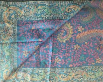 Printed pashmina scarf