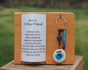 Medal for A True Friend (Version 2)