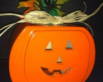 Pumpkin - Battery operated Tea Light