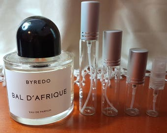 BYREDO-Bal D'afrique EDP eau de parfum perfume sample travel size spray