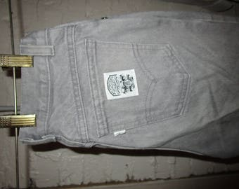 Levi Gray High Rise Jeans