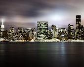 Photography Print | NYC Skyline Manhattan | 'Never Sleeps, Always in Motion' -  (New York City, NY)