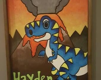 Personalized children's art