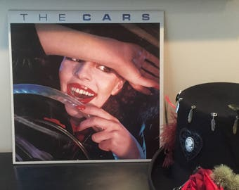 The Cars - The Cars - Used Record FREE standard SHIPPING. Minimum purchase of 9.99 Thru 8/31/17 Coupon Code: FREESHIP