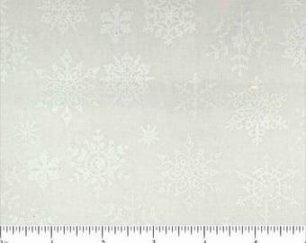170100 Snowflakes 1, Merry Christmas Basics by Santee Print Works