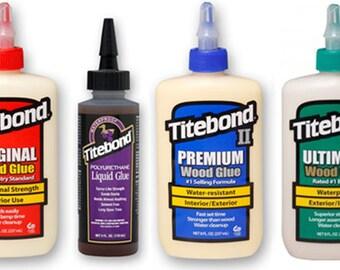 Titebond Trial Glue Pack of Four Glues