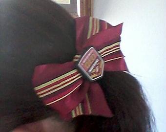 State of origin hair clip bows