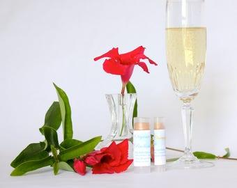 Organic Lip Balm | Champagne Flavor