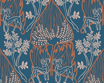 Arabian Nights Clay Wallpaper