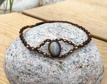 Beautiful bracelet with stone