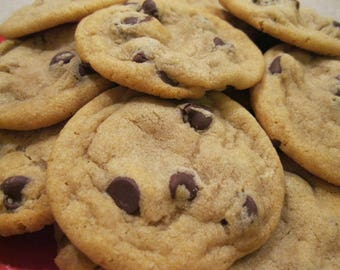 The Best Chocolate Chip Cookie 1 Dozen Made From Scratch