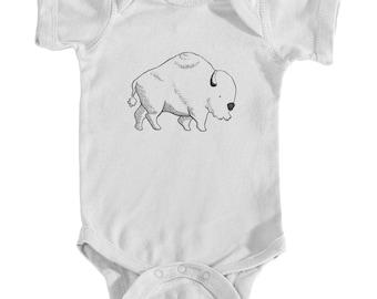 Baby Buffalo Onesie