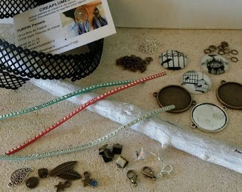 Kit 3 Creating bracelets lace bird with instructions. Novelty