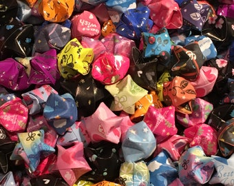 250 Origami Stars