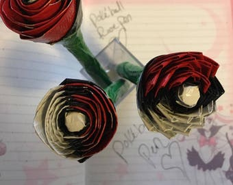Pokeball Rose Pen