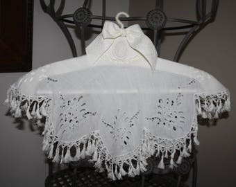 Hanger shabby chic and vintage lace