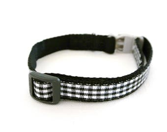 Cat collar safety collar