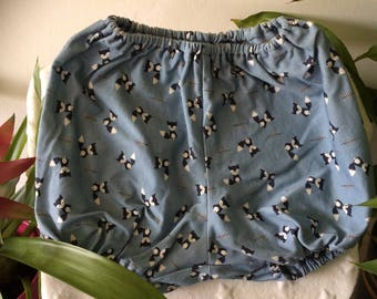 bloomers baby 9 months jersey fabric