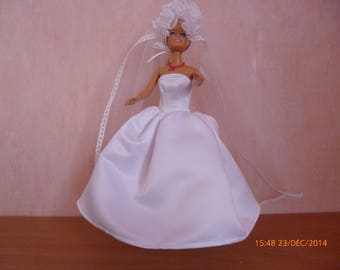 Doll clothes for Barbie (dress) ref: 12209925
