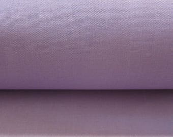 Plain purple 100% cotton fabric