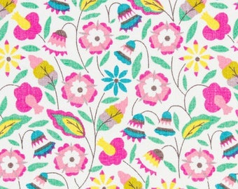 Liberty of London boho floral fabric