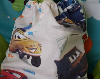 Cars/bag blanket/snack/bag handbag purse child/storage