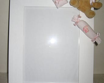 Free shipping! Baby (girl) picture frame