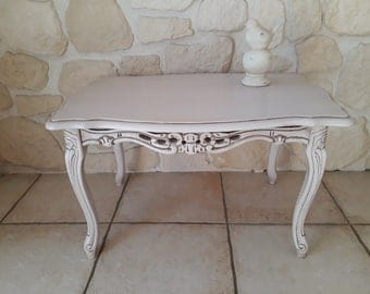 table low Louis XV old patina