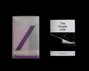 The Purple Line Photo Zine