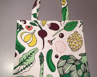 Vegetables shopping bag