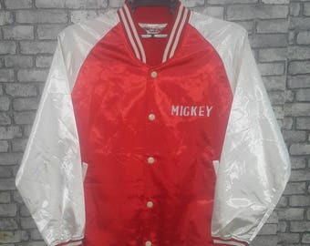 Vintage mickey mouse jacket