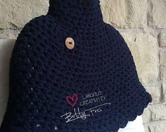 Wrap, wrap, handmade crochet