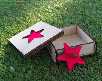 Petitoy - star slip-on