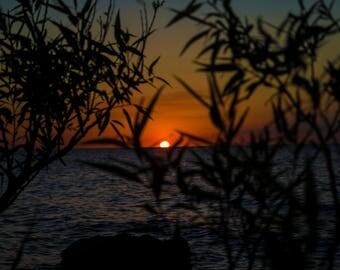 Lake Okechobee Sunset